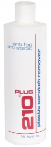 210 plus plastic scratch remover 15oz