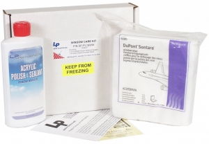 LP Aero window care kits (case, includes 12 kits)